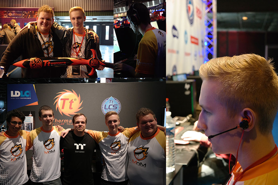 ESWC Collage