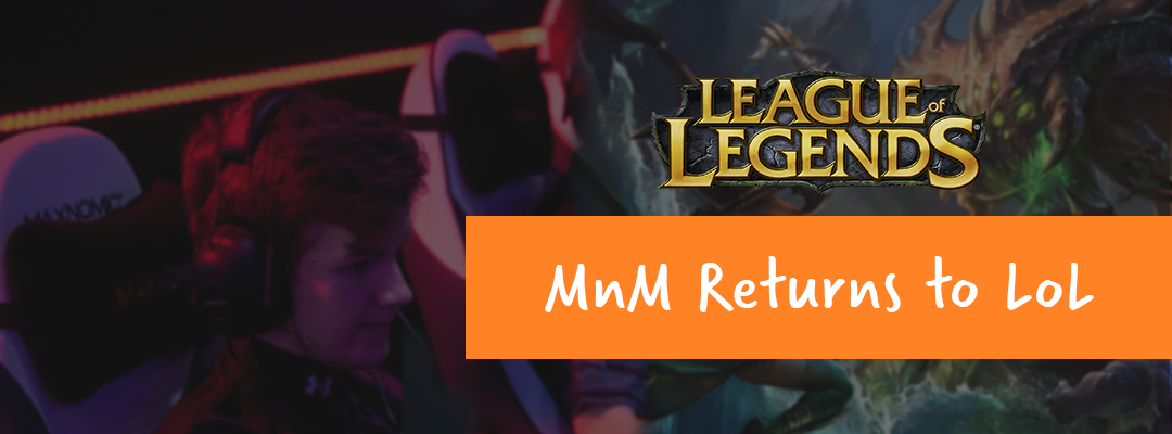 Return to League of Legends